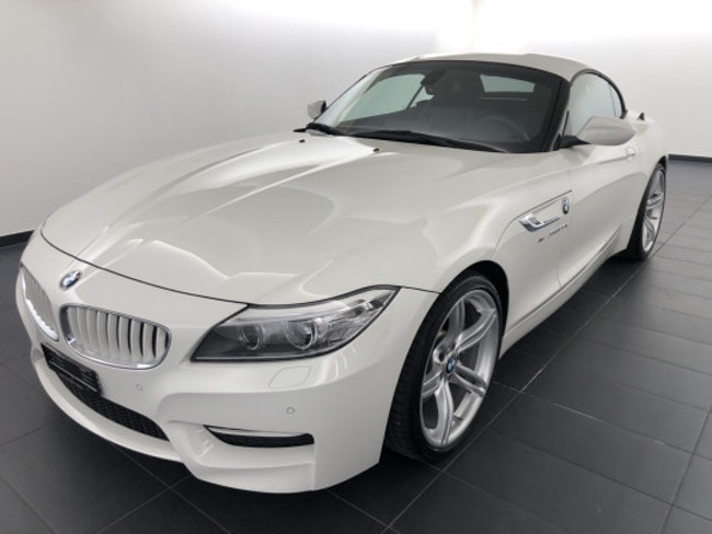 cabriolet BMW Z4 sDrive35is