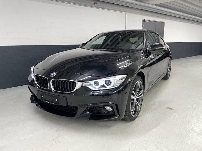 saloon BMW 4er 435d xDrive