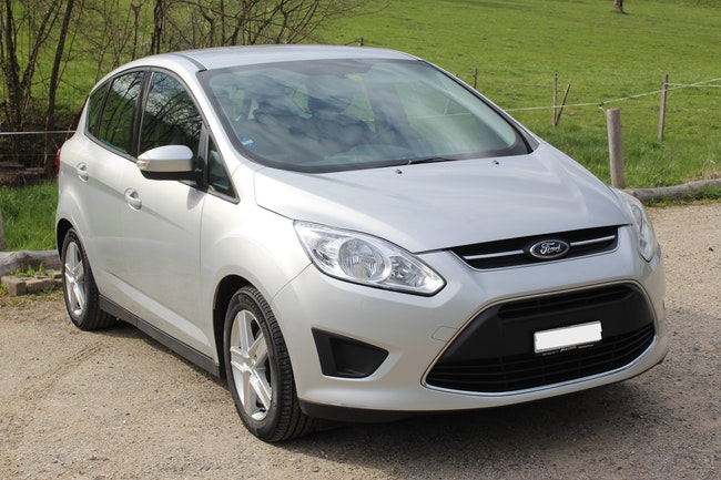 van Ford C-Max 1.6i Ti-VCT Carving
