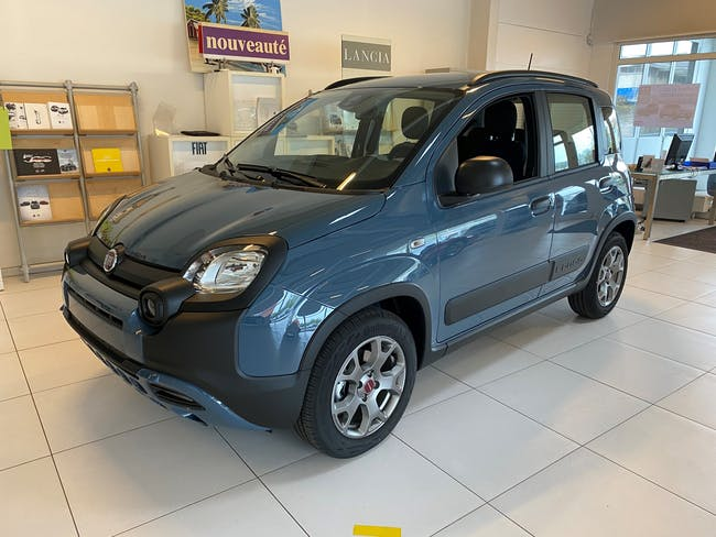 Fiat Panda 1.0 Hybrid City Cross 10 km CHF17'490 - buy on carforyou.ch - 1