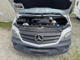 Mercedes-Benz Sprinter 319 Kaw. 4325 H 3.0 V6 CDI BlueT 81'420 km 44'999 CHF - acquistare su carforyou.ch - 3
