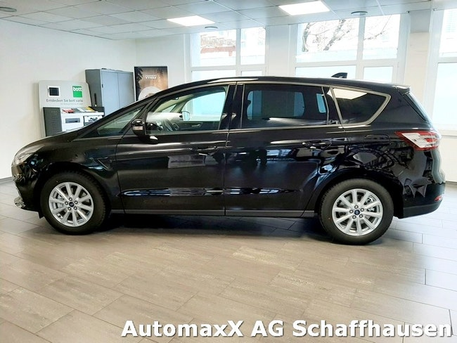 van Ford S-Max 2.5 Hybrid Edition