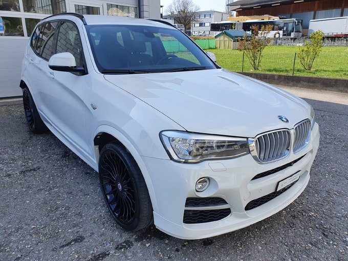 BMW Alpina XD3 3.0 Biturbo 4x4 131'000 km CHF35'350 - acheter sur carforyou.ch - 1