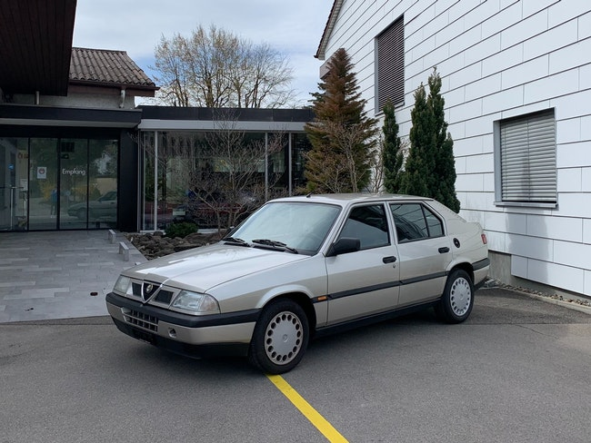 Alfa Romeo 33 1.7 IE 4x4 Elegant *Sammler-Zustand* 57'500 km 9'990 CHF - kaufen auf carforyou.ch - 1