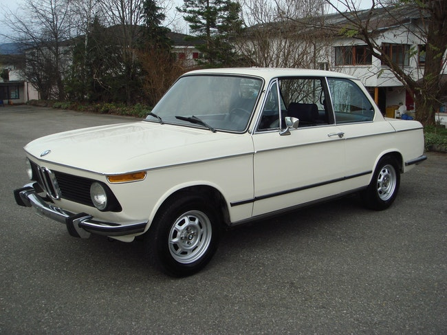 BMW 2002 BMW 2002 74'400 km 36'500 CHF - kaufen auf carforyou.ch - 1