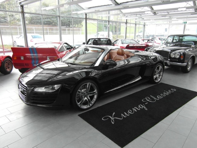 cabriolet Audi R8 Spyder 4.2