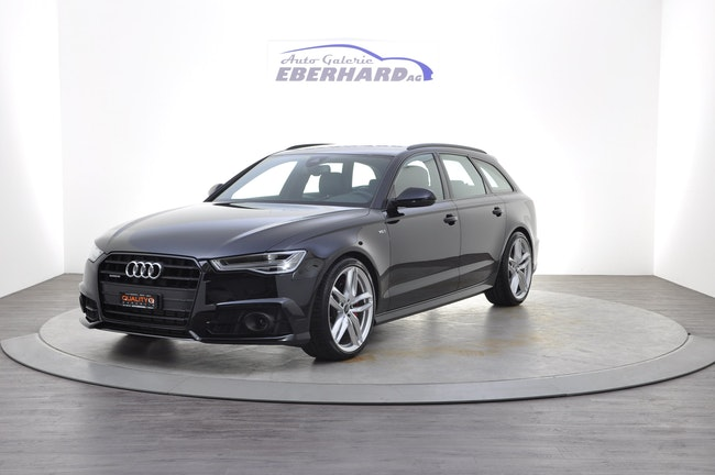 estate Audi A6 Avant 3.0 BiTDI V6 qu. competition tiptronic