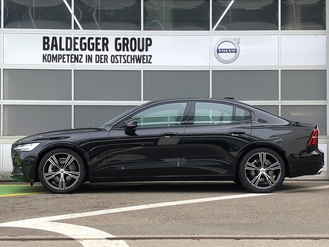 saloon Volvo S60 T6 AWD R-Design Geartronic