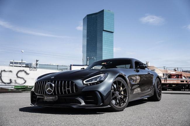 sportscar Mercedes-Benz GT AMG GT R Speedshift DCT