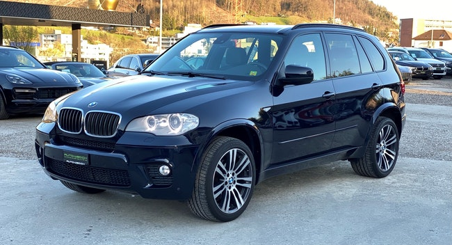 suv BMW X5 xDrive 30d I M-PAKET I Steptronic