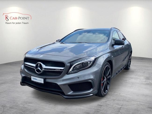 suv Mercedes-Benz GLA-Klasse GLA 45 AMG 4Matic 7G-DCT