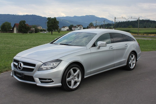 estate Mercedes-Benz CLS 350 CLS Shooting Brake 350 CDI**AMG Style** 4Matic 7G-Tronic