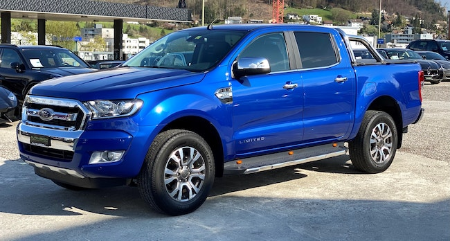 suv Ford Ranger LTD 3.2 TDCi 4x4 A I 200 PS I