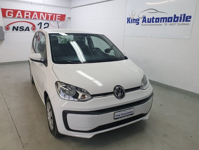 saloon VW Up 1.0 move up