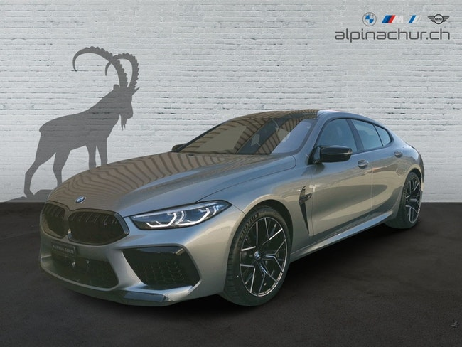 saloon BMW 8er M8 xDrive M Competition