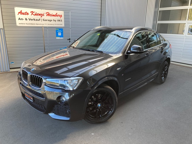 suv BMW X4 xDrive 20d M Sport Steptronic
