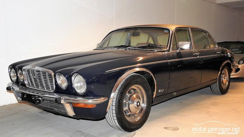Jaguar XJ 5.3 43'500 km CHF19'800 - buy on carforyou.ch - 1