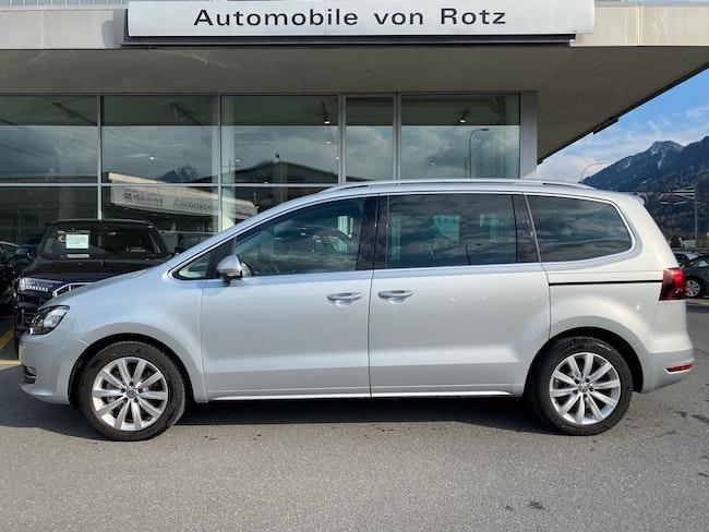 van VW Sharan 2.0 TDI BMT Highline 4Motion DSG