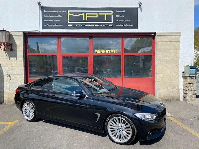 coupe BMW 4er 428i Coupé Luxury Line Steptronic