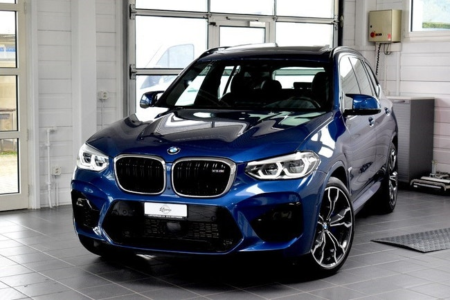 suv BMW X3 xDrive M Steptronic