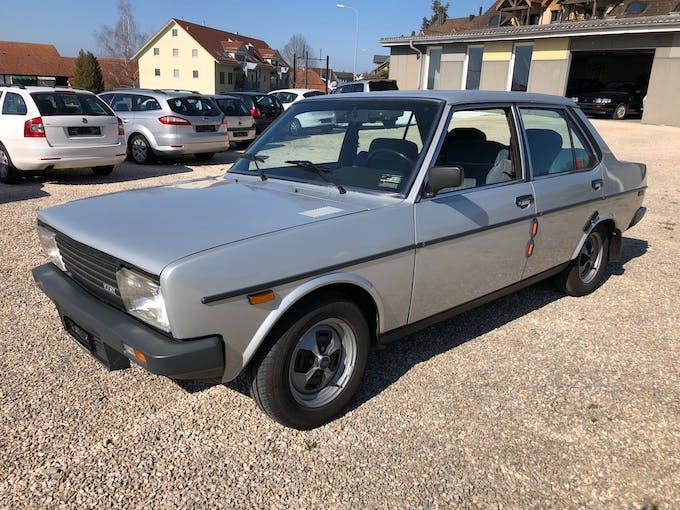 Fiat 131 Super Mirafiori 42'000 km CHF10'490 - kaufen auf carforyou.ch - 1