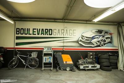 Boulevard Garage GmbH logo