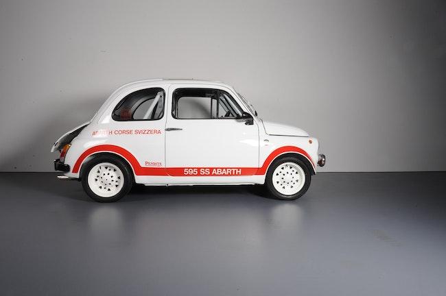 Fiat Abarth 595 SS 9'917 km CHF59'900 - buy on carforyou.ch - 1