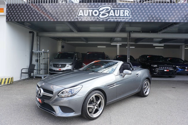 cabriolet Mercedes-Benz SLC 200 Cabriolet