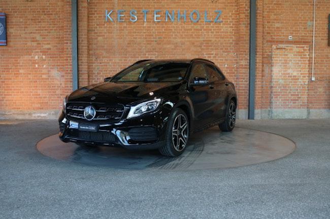 suv Mercedes-Benz GLA-Klasse GLA 250 AMG Line 4Matic
