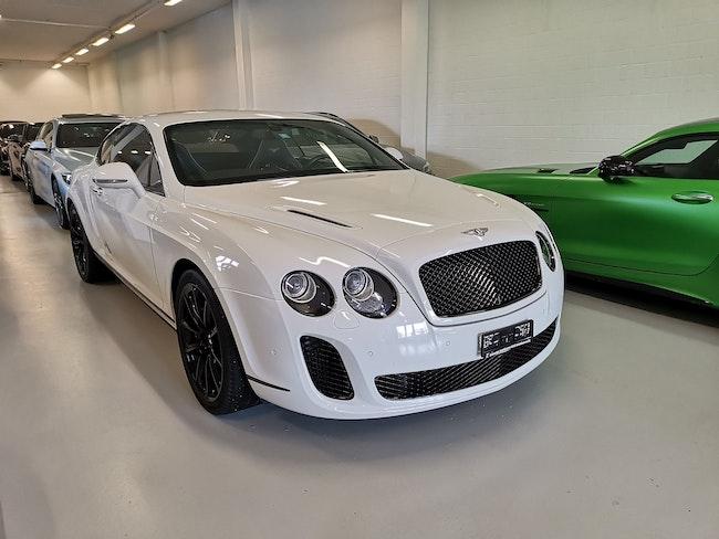 Bentley Continental Supersports 6.0 73'900 km 69'700 CHF - kaufen auf carforyou.ch - 1