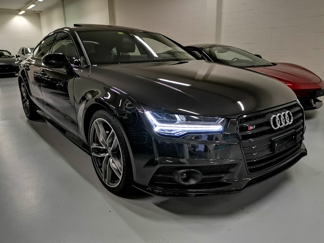 Audi S7 / RS7 S7 Sportback 4.0 TFSI V8 quattro S-tronic 104'900 km 41'900 CHF - acheter sur carforyou.ch - 1