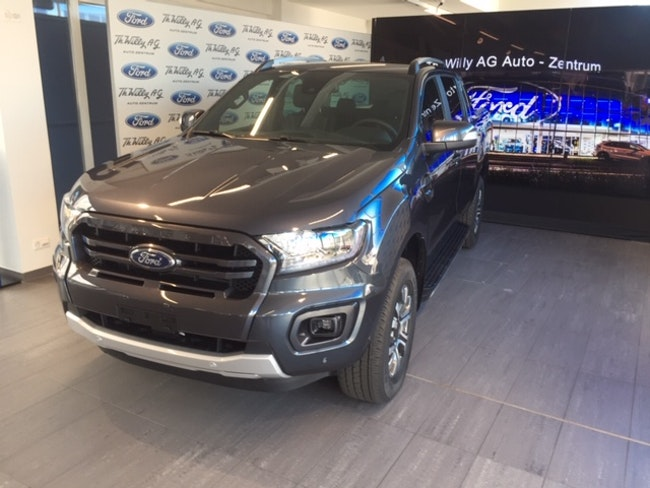 suv Ford Ranger DKab.Pick-up 2.0 EcoBlue 4x4 Wildtrak