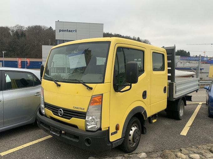 Nissan Cabstar 2.5L DIESEL JG11.2011 KM 109000 FRISCH AB MFK 100'000 km 9'999 CHF - kaufen auf carforyou.ch - 1