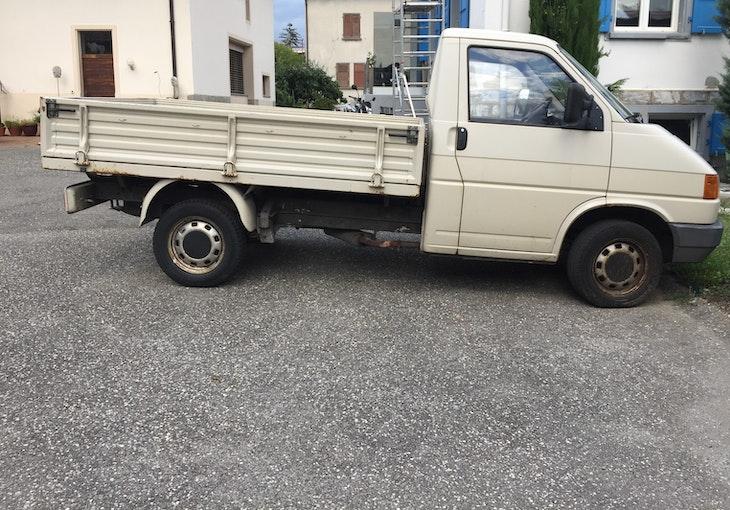VW T4 187'000 km 4'500 CHF - kaufen auf carforyou.ch - 1