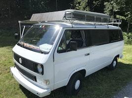 VW Typ 2 T3 Typ 2 250'000 km 12'500 CHF - buy on carforyou.ch - 3