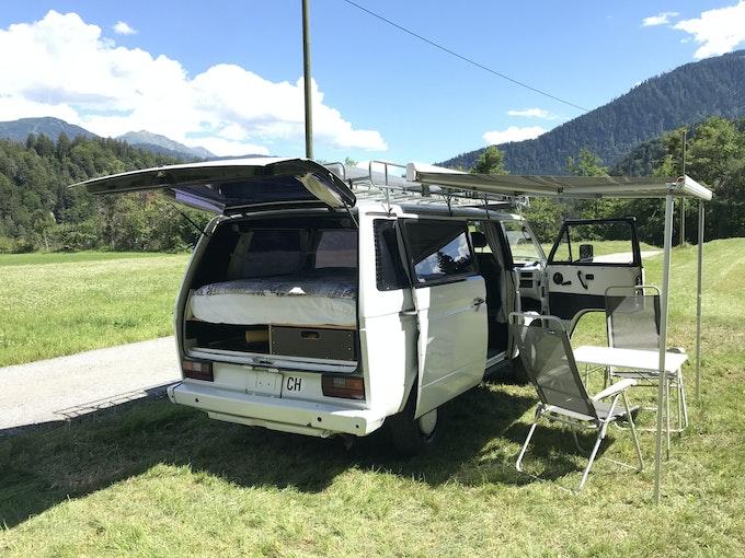 VW Typ 2 T3 Typ 2 250'000 km 12'500 CHF - buy on carforyou.ch - 1