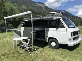 VW Typ 2 T3 Typ 2 250'000 km 12'500 CHF - buy on carforyou.ch - 2