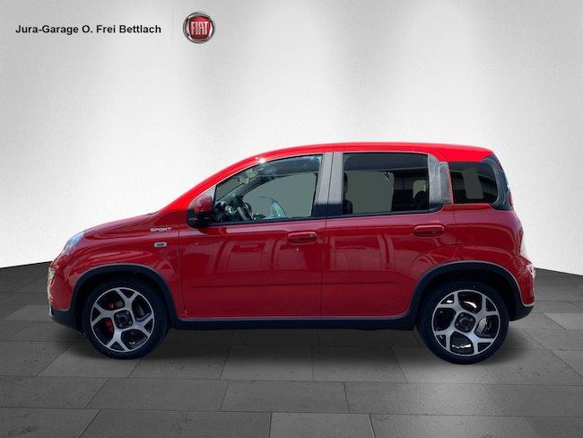 saloon Fiat Panda 1.0 Hybrid Sport