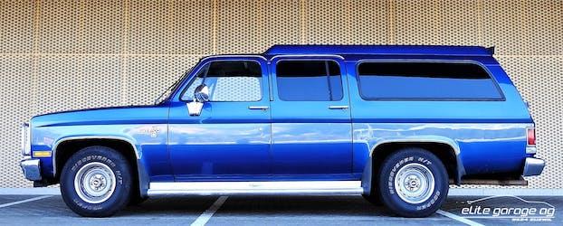 Chevrolet Suburban - SILVERADO10 3'000 km CHF16'800 - acheter sur carforyou.ch - 3