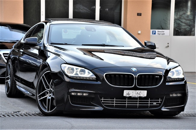 coupe BMW 6er 650i Coupé xDrive M-Sport ´´AC-Schnitzer´´