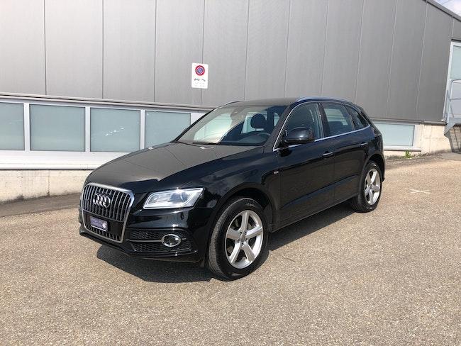 suv Audi Q5 2.0 TDI quattro S-tronic S-Line