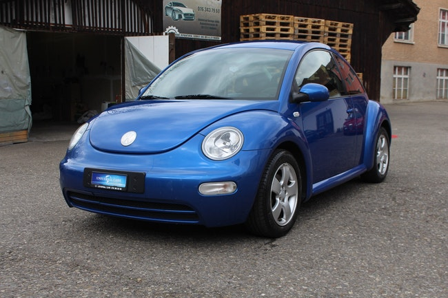 saloon VW Beetle 1.9 TDI