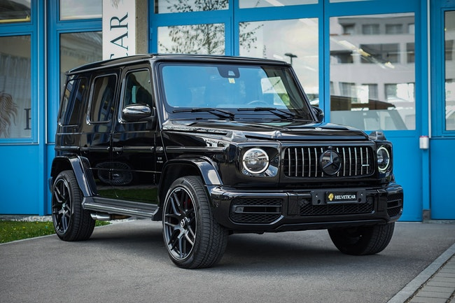 suv Mercedes-Benz G-Klasse G 63 AMG Speedshift Plus G-Tronic