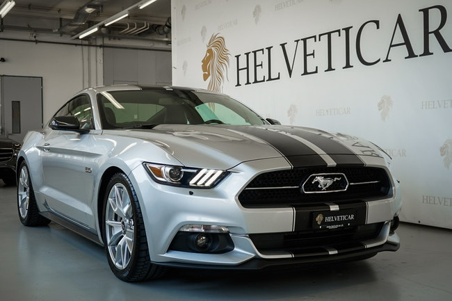 coupe Ford Mustang GT 5.0 V8