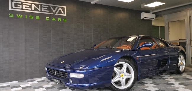 Ferrari F355 GTS 55'300 km CHF75'900 - acquistare su carforyou.ch - 1