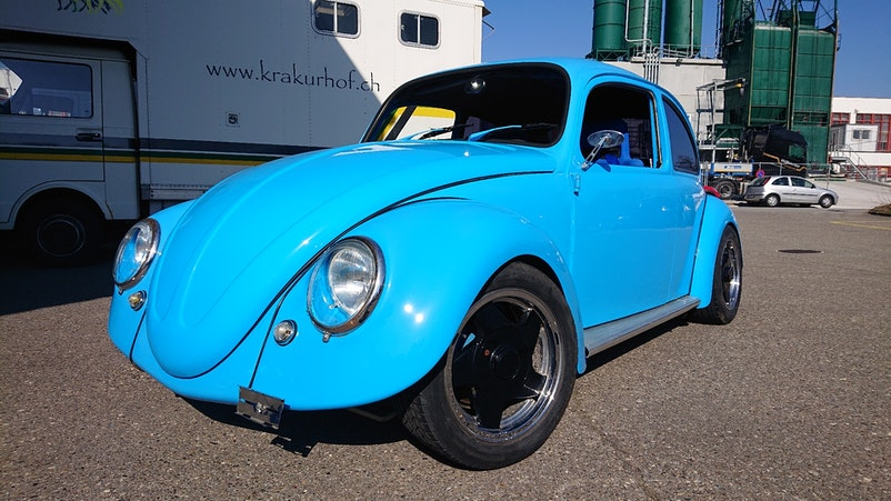 VW Beetle Käfer 11 1300 30'000 km 12'900 CHF - acheter sur carforyou.ch - 1