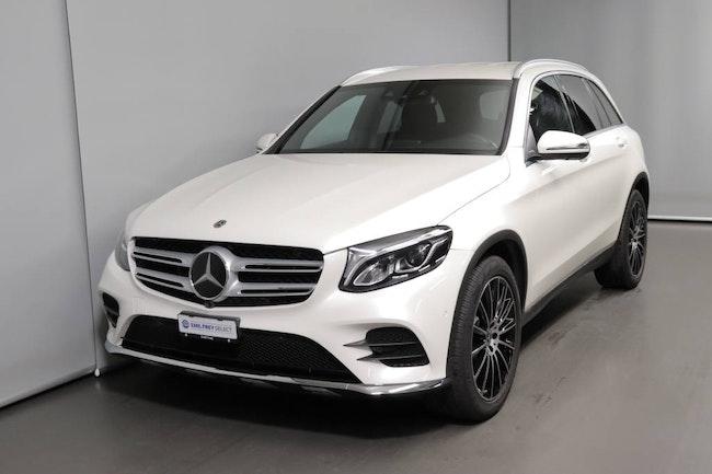 suv Mercedes-Benz GLC-Klasse GLC 250 d Exclusive 4m