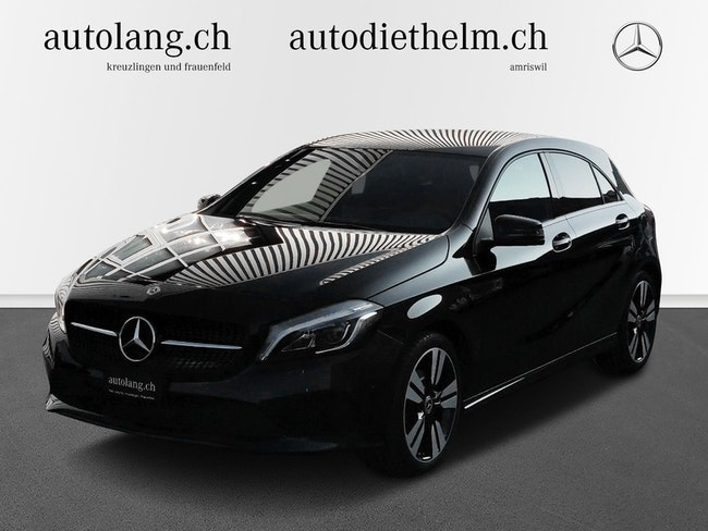 saloon Mercedes-Benz A-Klasse A 180 Urban