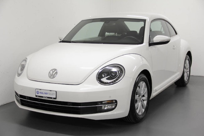 saloon VW Beetle 1.2 TSI BlueMT Design