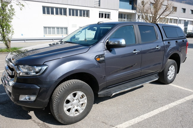 suv Ford Ranger DKab.Pick-up 2.2 TDCi 4x4 XLT